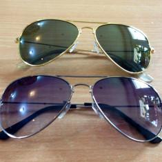 Ochelari de soare cu dioptrii, Unisex, Pilot
