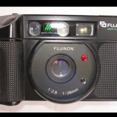 Aparat foto cu film compact autofocus Fujica DL-100 - Aparat Foto cu Film Fujifilm, Mic