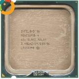 Vind procesor Intel Pentium 4 651 3.4 GHz 2m 800 socket 775 - Procesor PC, Numar nuclee: 1, Peste 3.0 GHz, LGA775