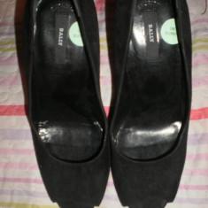 Pantofi dama bally - Pantof dama Bally, Marime: 37, Negru