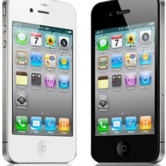 iPhone 4 Apple 16 GB Alb codat Orange