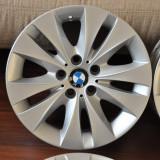 Jante Originale BMW Seria 5 E60 E61 17 inch - Janta aliaj BBS, 7, 5, Numar prezoane: 5, PCD: 120