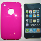 Husa silicon Apple Iphone 3gs - Husa Telefon