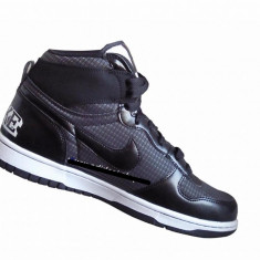 Bascheti originali - BIG NIKE HIGH TEXTILE 436207 001 - Adidasi barbati Nike, Marime: 41, 42, Culoare: Din imagine