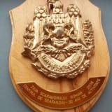 Medalii Romania - PLACHETA - ZIUA SCAFANDRULUI ROMAN 2006 - CENTRUL DE SCAFANDRI 30 DE ANI DE ACTIVITATE - CONSTANTA ( NR 7777 )