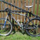 Mtb Kelly's raptor xc - Mountain Bike, 19 inch, 26 inch, Numar viteze: 27, Aluminiu, Negru