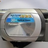 Camera Video Panasonic, DVD, CCD - PANASONIC VDR-D160