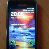 Telefon mobil Samsung Galaxy S, Negru, 8GB, Neblocat - Samsung galaxy s 1