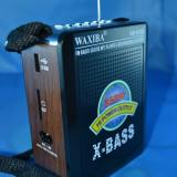 Mini BOXA Portabila Waxiba MP3 player Alta RADIO FM SLOT USB / CARD SD