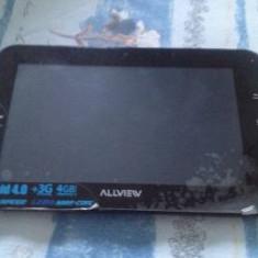 Tableta allview, 7 inch, 16 Gb, Wi-Fi + 3G