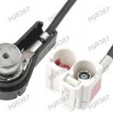 Adaptor antena radio, Audi, conector Fakra-ISO, RNS-E - 000986