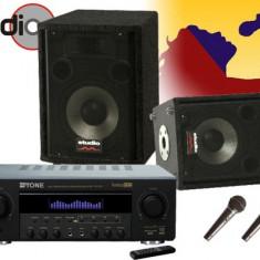 Echipament karaoke - Sistem audio KARAOKE STAR PARTYSET S
