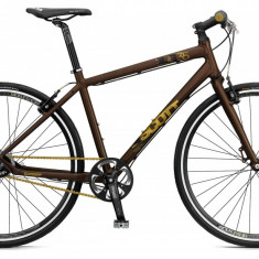 Vand bicicleta SCOTT SUB 35 28'' ed. 2011 - Bicicleta Trekking, 24 inch, Numar viteze: 8, Drept(Flatbar), Fara amortizor