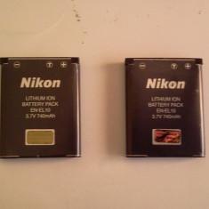 Baterile Nikon Coolpix EN-EL 10 - Baterie Aparat foto Nikon, Dedicat