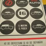 40 DE DEFECTIUNI SI 40 DE DEPANARI ALE AUTOMOBILELOR Sureia Muedin Sergiu Pusca