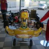 Vand Kart Luis Hamillton Crg Kz2 An Fabricatie 2011