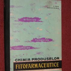 CHIMIA PRODUSELOR FITOFARMACEUTICE - CONSTANTIN POPA, RODICA DRIMUS - Carti Agronomie
