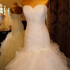 Rochie de mireasa printesa - Rochie de mireasa DIVA model 2012