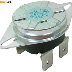 Senzor de temperatura, 2 perechi de contacte, 70 gradeC-1432