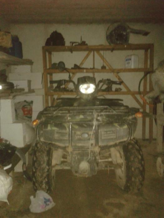 Atv LONCIN 250cc are 21 cp pe cardan cu troliu cu 5 viteze fara ambreaj se schimba citezele e simplu . foto mare