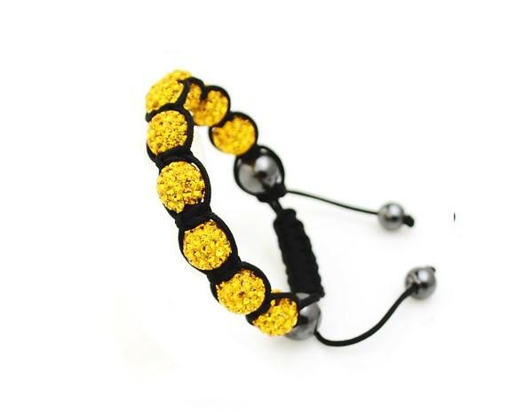 В интернет-магазине представлены браслеты Шамбала с семью, девятью или...