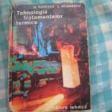 Tehnologia tratamentelor termice Popescu N
