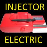 Injector tutun in tuburi pe baterii portabil