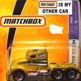 Macheta auto Matchbox, 1:100 - MATCHBOX CONTEMPORANE-* TRACTOR CAB;++2100 DE LICITATII !!
