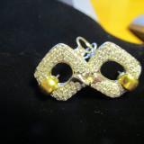 VAND CERCEI DIAMANTE 1 CARAT - Cercei cu diamante