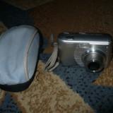 Camera foto HP Photosmart M627 cu obiectiv-ul blocat+ husa - Aparat Foto compact HP, Compact, 3x
