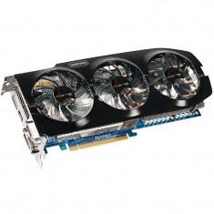 Gigabyte GeForce GTX 680 OC WindForce 3X - Placa video PC Gigabyte, PCI Express, 2 GB, nVidia