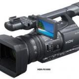 Camera Video Sony, Mini DV, CMOS - Vand camera Sony FX1000