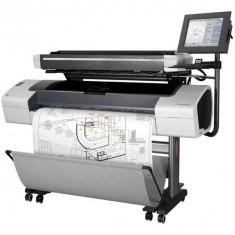 Plotter HP Designjet T1100 PS + Scanner HP Designjet T1100 MFP, Inkjet