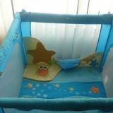 Patut de joaca pentru copii chico - Patut lemn pentru bebelusi Chicco