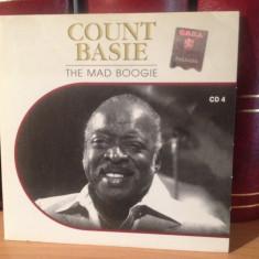 Muzica Jazz Altele, CD - COUNT BASIE - THE MAD BOOGIE (2002) cd nou/sigilat