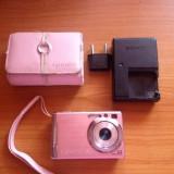 Cablu foto Sony - Aparat Foto Cyber Shot DSC W80 ROZ