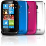 Telefon mobil Nokia Lumia 610, Negru, Neblocat - Vand / Schimb Nokia Lumia 610 Black