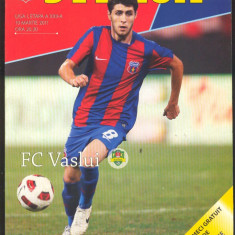 FC STEAUA BUCURESTI vs FC VASLUI - Program meci