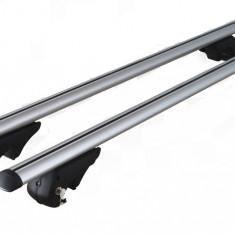 Bare Auto transversale - Bare Transversale Portbagaj Aluminiu Mat