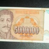 5000000 dinari 1993 Iugoslavia - 2+1 gratis toate produsele la pret fix - RBK3434