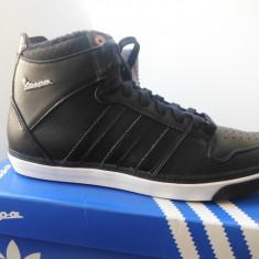Ghete barbati - Ghete Adidas Originals Vespa GS II Hi piele 100% vespa italia pt toamna iarna