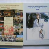 DOUA ANUARE GERMANII DIN BANAT-JARHBUCH DER DEUTSCHEN IN TEMESWAR, TIMISOARA 2007-2008 - Istorie