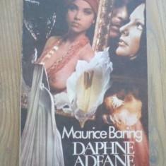 Maurice Baring - Daphne Adeane - Roman