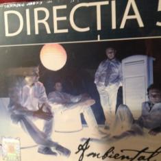 DIRECTIA 5 - AMBIENTAL CD nou/sigilat (2001) - Muzica Rock cat music