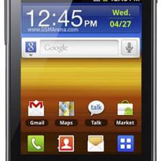 Samsung 5360 Galaxy y - Telefon mobil Samsung Galaxy Y, Gri, Neblocat