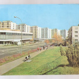CARTE POSTALA - ROMANIA -  MUN. GHEORGHE GHEORGHIU DEJ 1985