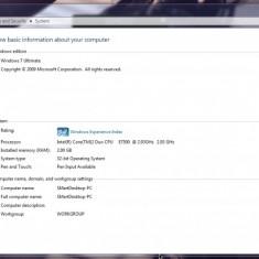 Asus Vento A8, Placa Video 1Gb, HDD 500Gb Negociabil - Sisteme desktop fara monitor Asus, Intel Core 2 Duo, 2501-3000Mhz, 2 GB, 200-499 GB, Windows 7