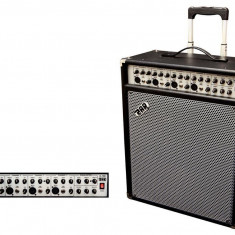 Amplificator keyboard/chitara ZAR K-100 - Amplificator Clape