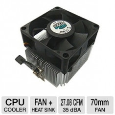 Vand Cooler ORIGINAL STOCK pentru procesor SOCKET AM2 - Cooler PC AMD, Pentru procesoare