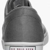 Adidasi US Polo Assn Dominic originali - adidasi barbati - panza - tenisi originali - in cutie - 43(27.5cm)